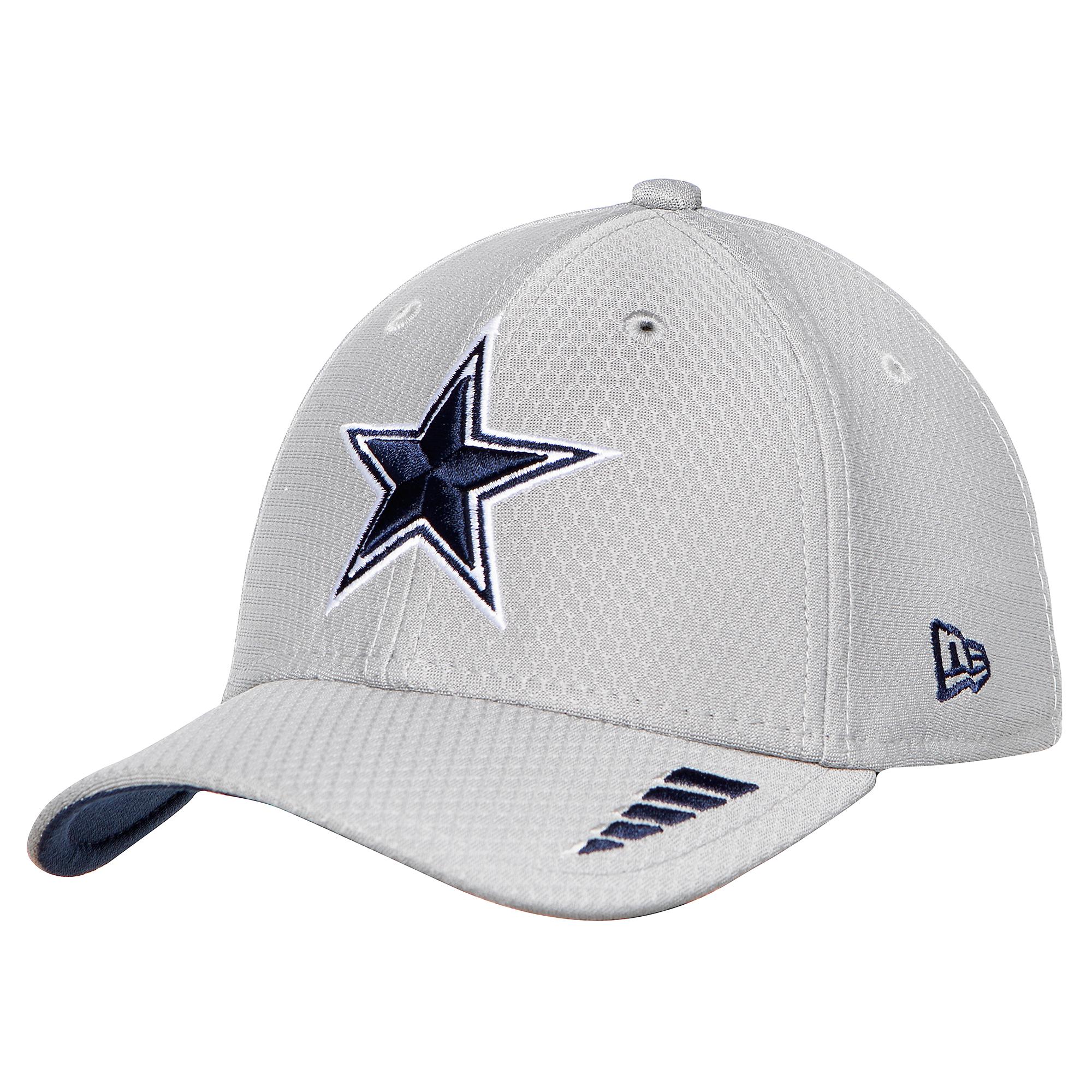 Dallas Cowboys New Era Youth Rush 39Thirty Hat