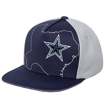 Dallas Cowboys Youth Locality Snapback Hat