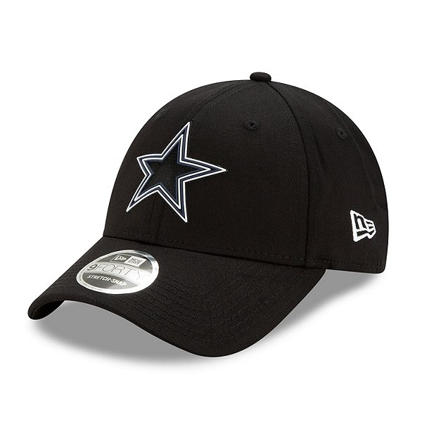 Dallas Cowboys New Era Youth 2020 Draft Stretch Snap 9Forty Hat