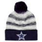 Dallas Cowboys Youth Adderley Knit Hat