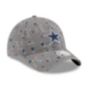 Dallas Cowboys New Era Girls Blossom 9Twenty Hat