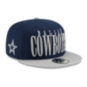 Dallas Cowboys New Era Youth Team Title 9Fifty Hat