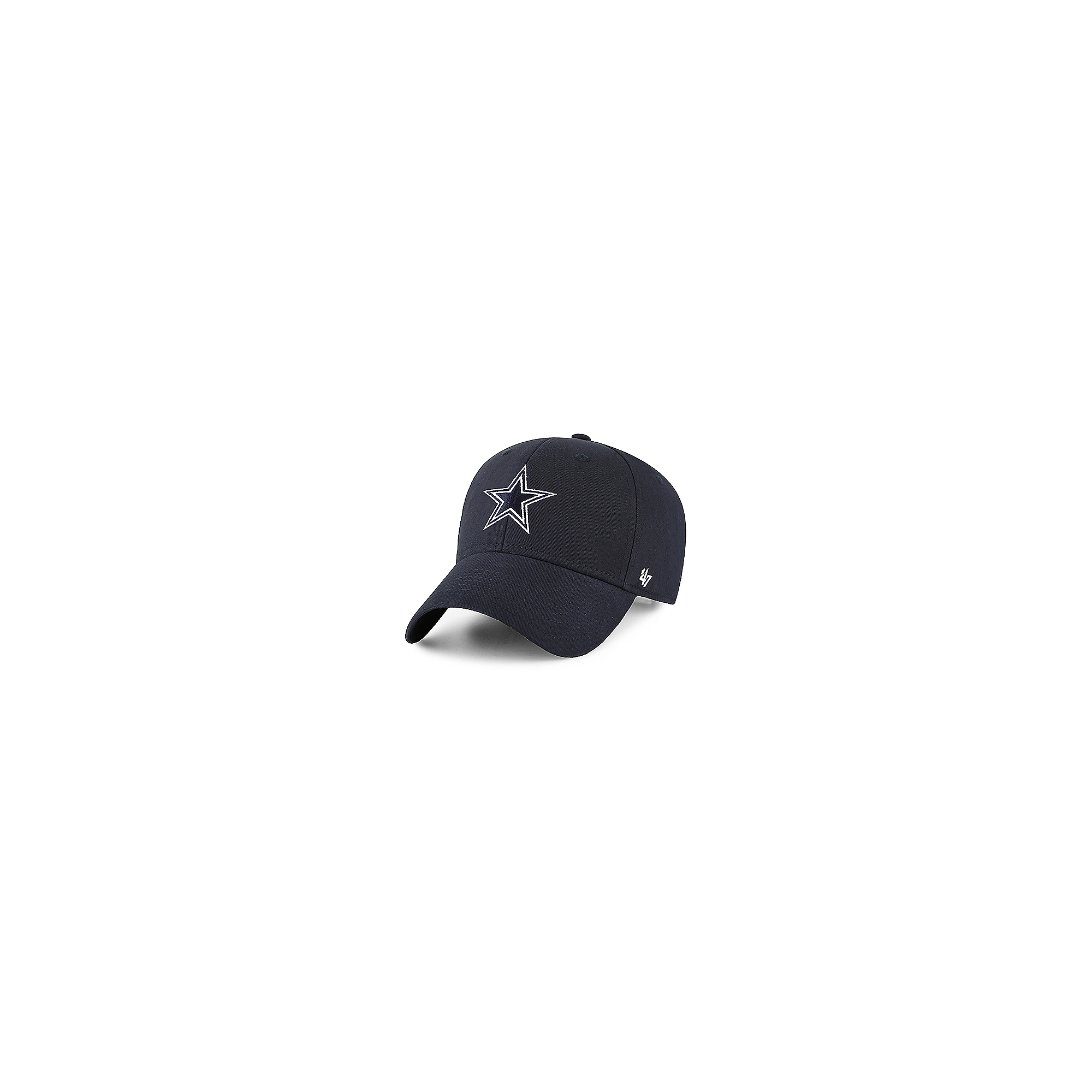Dallas Cowboys '47 Brand Kids Basic MVP Adjustable Hat