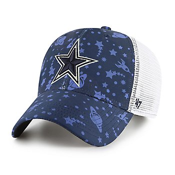 Dallas Cowboys '47 Brand Kids Blast Off MVP Adjustable Hat