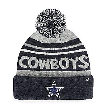 Dallas Cowboys '47 Brand Kids Playground Cuff Knit Hat