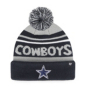 Dallas Cowboys '47 Brand Kids Playground Cuff Knit Hat