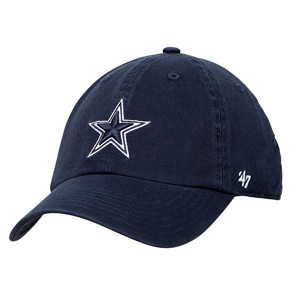 Dallas Cowboys '47 Brand Kids Clean Up Adjustable Hat