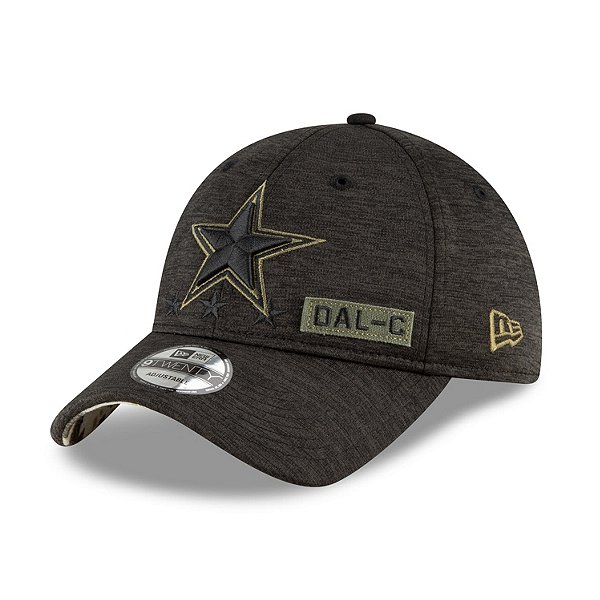 Dallas Cowboys New Era Salute to Service Youth 9Twenty Hat