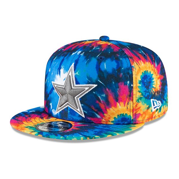 Dallas Cowboys New Era Crucial Catch Youth 9Fifty Hat