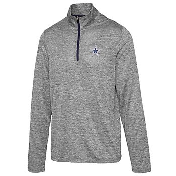 Dallas Cowboys Mens Marvin Quarter-Zip Pullover