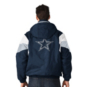 Dallas Cowboys Mens Starter The Breakaway II Jacket
