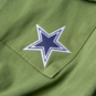 Dallas Cowboys WEAR By Erin Andrews Womens Army Jacket