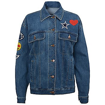 Dallas Cowboys Juniors Ballistic Denim Jacket