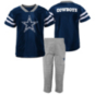Dallas Cowboys Kids Training Camp T-Shirt & Pant Set