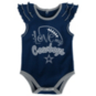 Dallas Cowboys Infant Touchdown 2-Pack Creeper Set