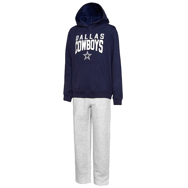 Dallas Cowboys Kids Fan Flare Hoodie and Pant Set