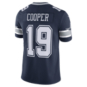Dallas Cowboys Amari Cooper #19 Nike Navy Vapor Limited Jersey