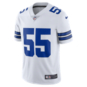 Dallas Cowboys Leighton Vander Esch #55 Nike White Vapor Limited Jersey