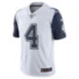 Dallas Cowboys Dak Prescott #4 Nike Color Rush Limited Jersey