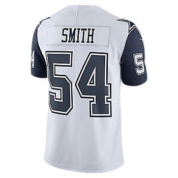 Dallas Cowboys Jaylon Smith #54 Nike Limited Color Rush Jersey