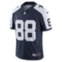 Dallas Cowboys Michael Irvin #88 Nike Navy Vapor Throwback Limited Jersey