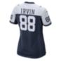 Dallas Cowboys Womens Legend Michael Irvin #88 Nike Game Replica Throwback Jersey