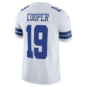 Dallas Cowboys Amari Cooper #19 Nike 1960 White Vapor Limited Jersey