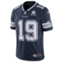 Dallas Cowboys Amari Cooper #19 Nike 1960 Navy Vapor Limited Jersey