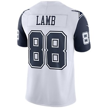 Dallas Cowboys CeeDee Lamb #88 Nike Limited Color Rush Jersey