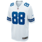 Dallas Cowboys CeeDee Lamb #88 Nike White Game Replica Jersey