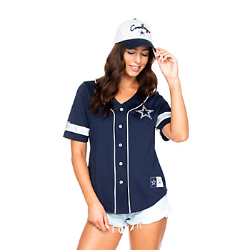 Dallas Cowboys Womens Lorde Jersey