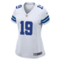 Dallas Cowboys Womens Amari Cooper #19 Nike White Game Replica Jersey