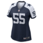 Dallas Cowboys Womens Leighton Vander Esch #55 Nike Game Replica Throwback Jersey