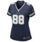 Dallas Cowboys Womens CeeDee Lamb #88 Nike Navy Game Replica Jersey