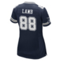 Dallas Cowboys Womens CeeDee Lamb #88 Nike Navy Game Replica Jersey