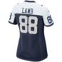 Dallas Cowboys Womens CeeDee Lamb #88 Nike Game Replica Throwback Jersey