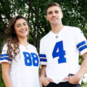 Dallas Cowboys Womens CeeDee Lamb #88 Nike White Game Replica Jersey