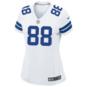 Dallas Cowboys Womens CeeDee Lamb #88 Nike White Game Replica Jersey