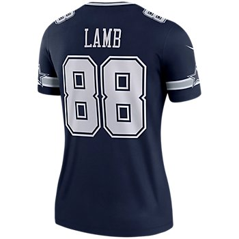 Dallas Cowboys Womens CeeDee Lamb #88 Nike Legend Jersey T-Shirt
