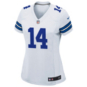 Dallas Cowboys Womens Andy Dalton #14 Nike White Game Replica Jersey