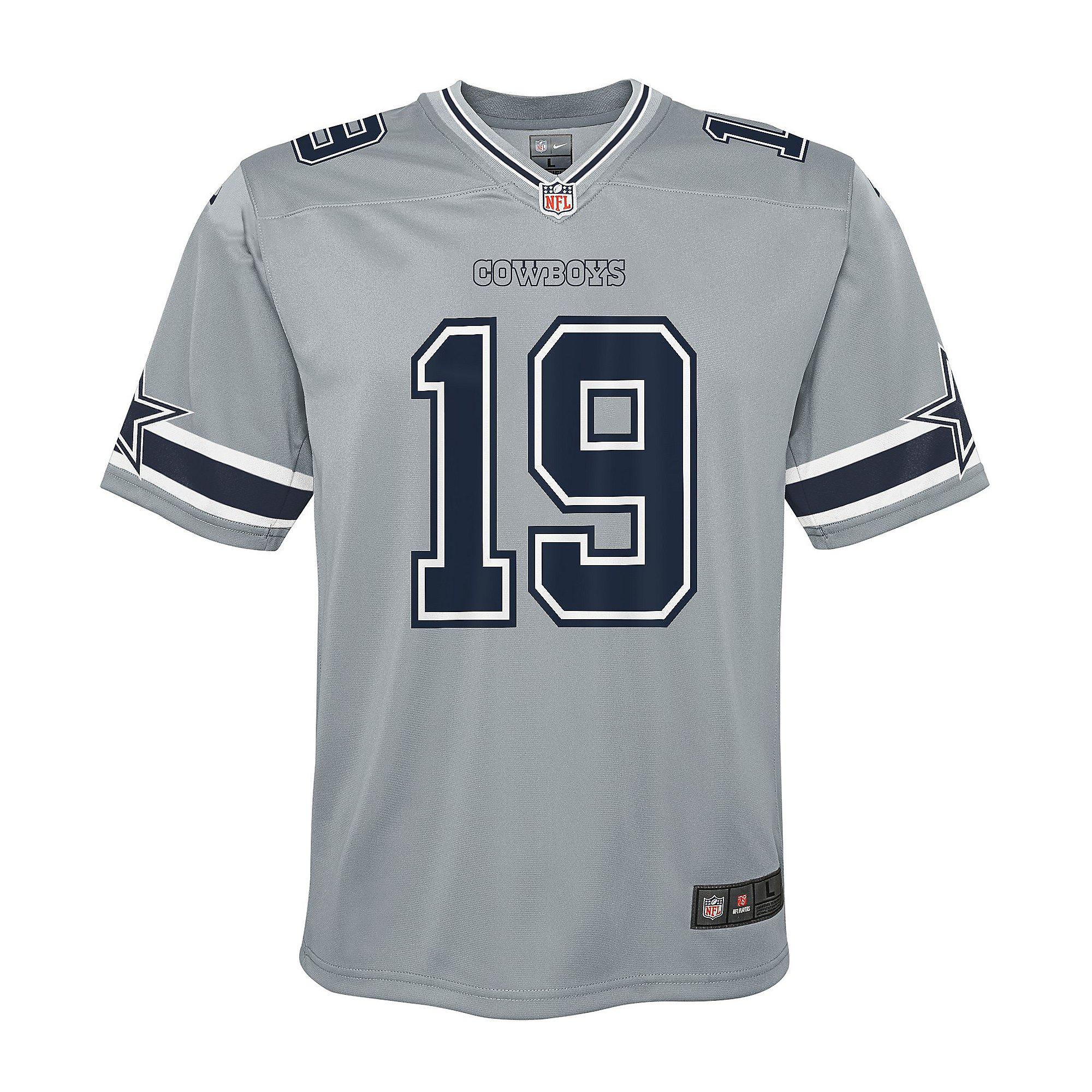 Dallas Cowboys Youth Amari Cooper #19 Nike Legend Inverted Game ...