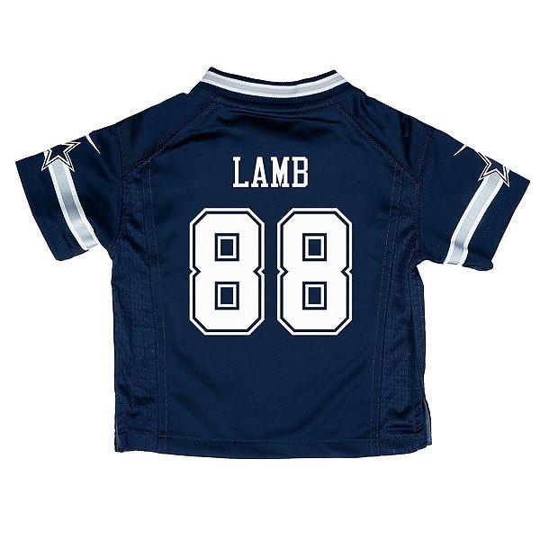 Dallas Cowboys Toddler CeeDee Lamb #88 Nike Navy Game Replica Jersey