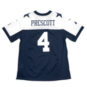 Dallas Cowboys Youth Dak Prescott #4 Nike Game Replica Throwback Jersey