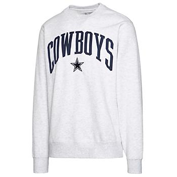 Dallas Cowboys Mens Asher Fleece Sweatshirt