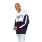 Dallas Cowboys Mens Remington Oversized Pullover Hoodie