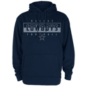 Dallas Cowboys Mens Zemgus Fleece Pullover Hoodie