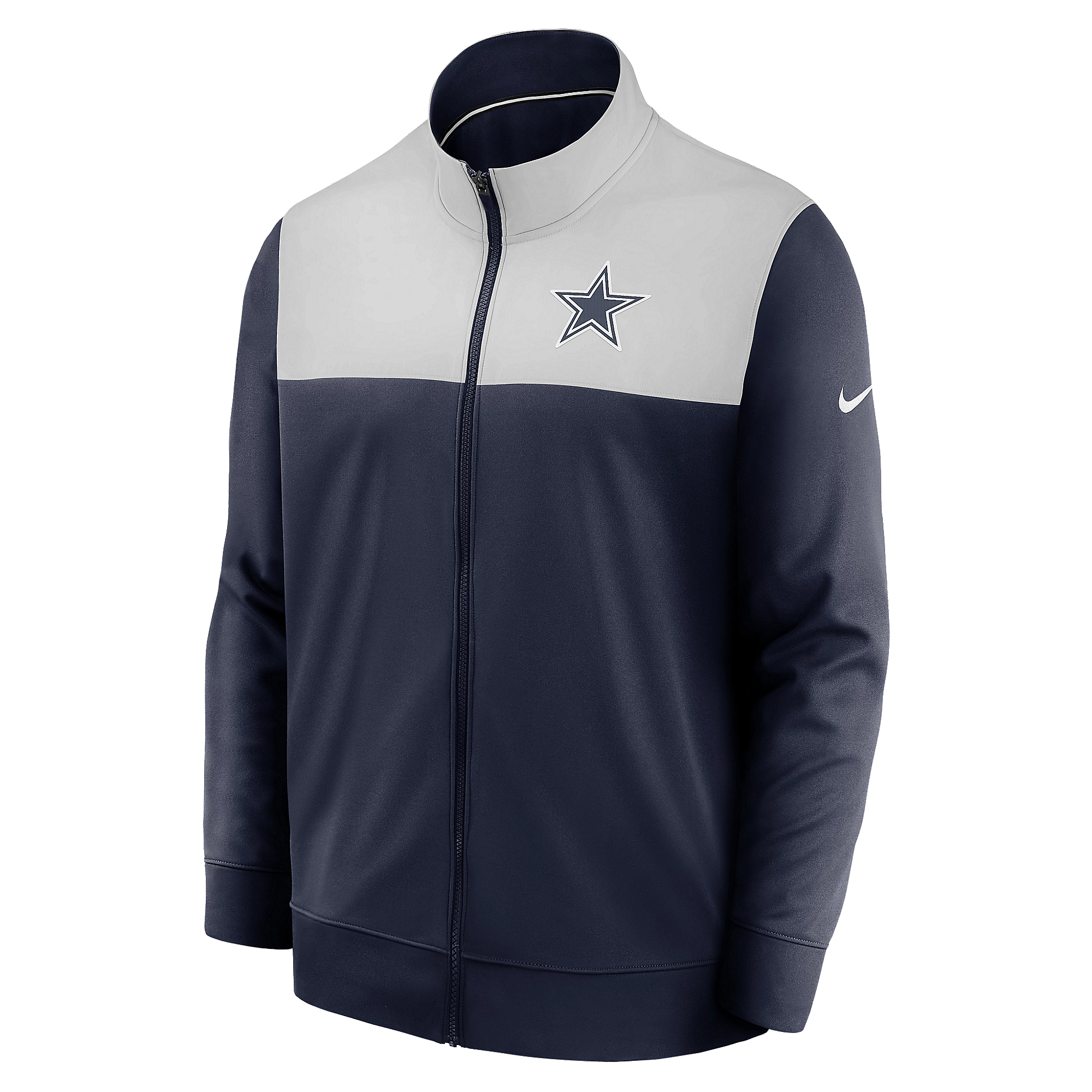 Dallas Cowboys Nike Mens Logo Long Sleeve Jacket