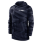Dallas Cowboys Nike Dri-FIT Mens Team Name Sideline Hoodie