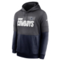 Dallas Cowboys Nike Mens Team Name Lockup Therma Fleece Hoodie