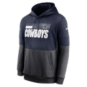 Dallas Cowboys Nike Mens Team Name Lockup Therma Fleece Hoodie